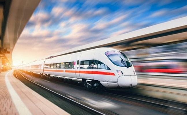 Ankara-Sivas Yüksek Hızlı Tren hattında geri sayım başladı