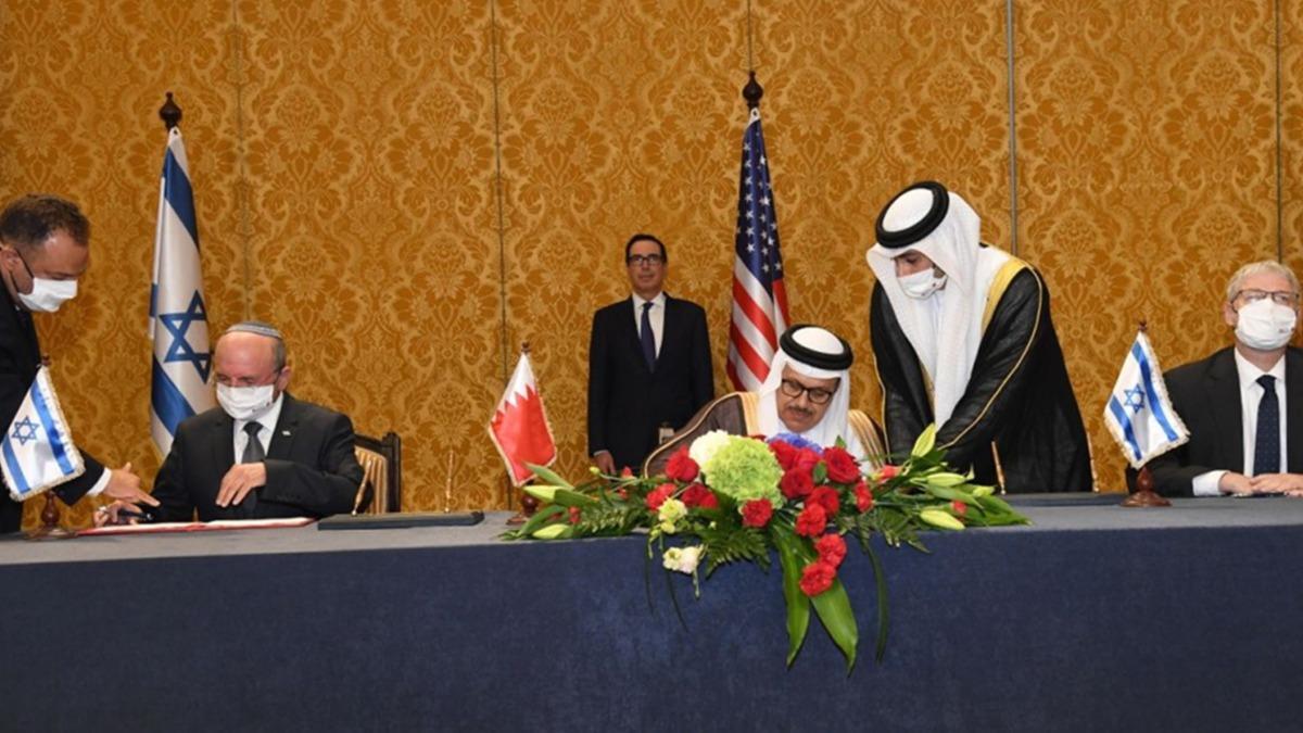 İlişkiler derinleşiyor! Bahreyn, Netanyahu'yu çok mutlu etmiş!