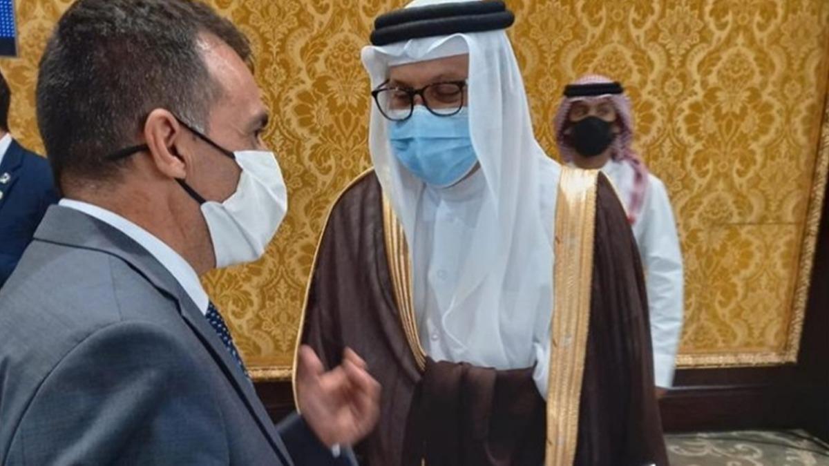 Manama'da İsrail Büyükelçiliği açmak için talepte bulundular
