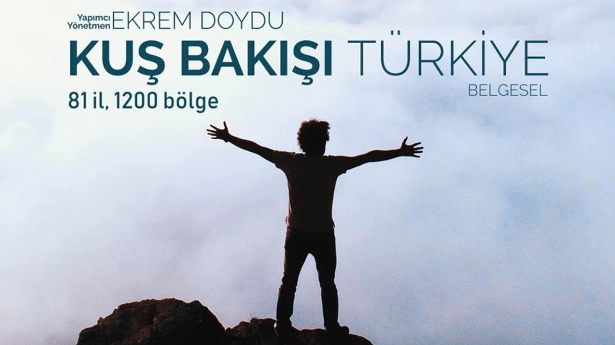 Türkiye doğal güzelliklerini Ekrem Doydu ile tanıyor