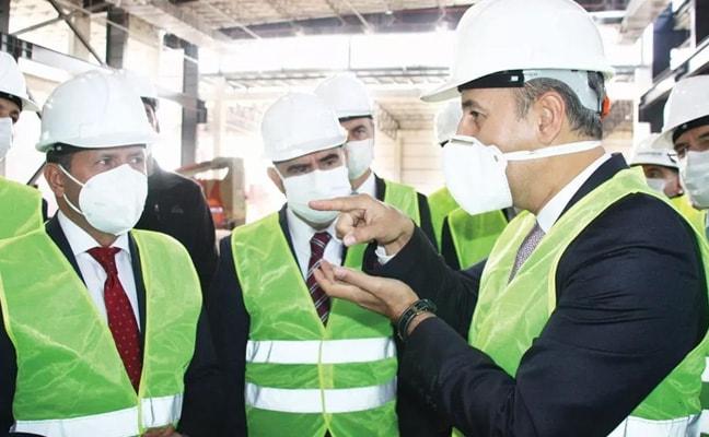 Aselsan Silah Fabrikası Başkan Erdoğan'ın katılımıyla 17 Aralık'ta açılıyor