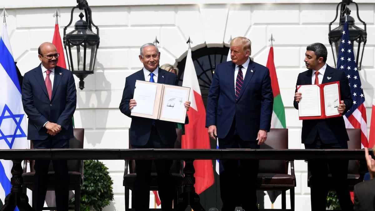 İsrail için vizeyi kaldıran ilk Arap ülkesi BAE oldu