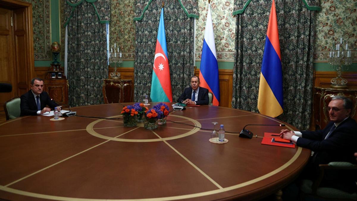 Moskova'da kritik 'Karabağ' görüşmesi