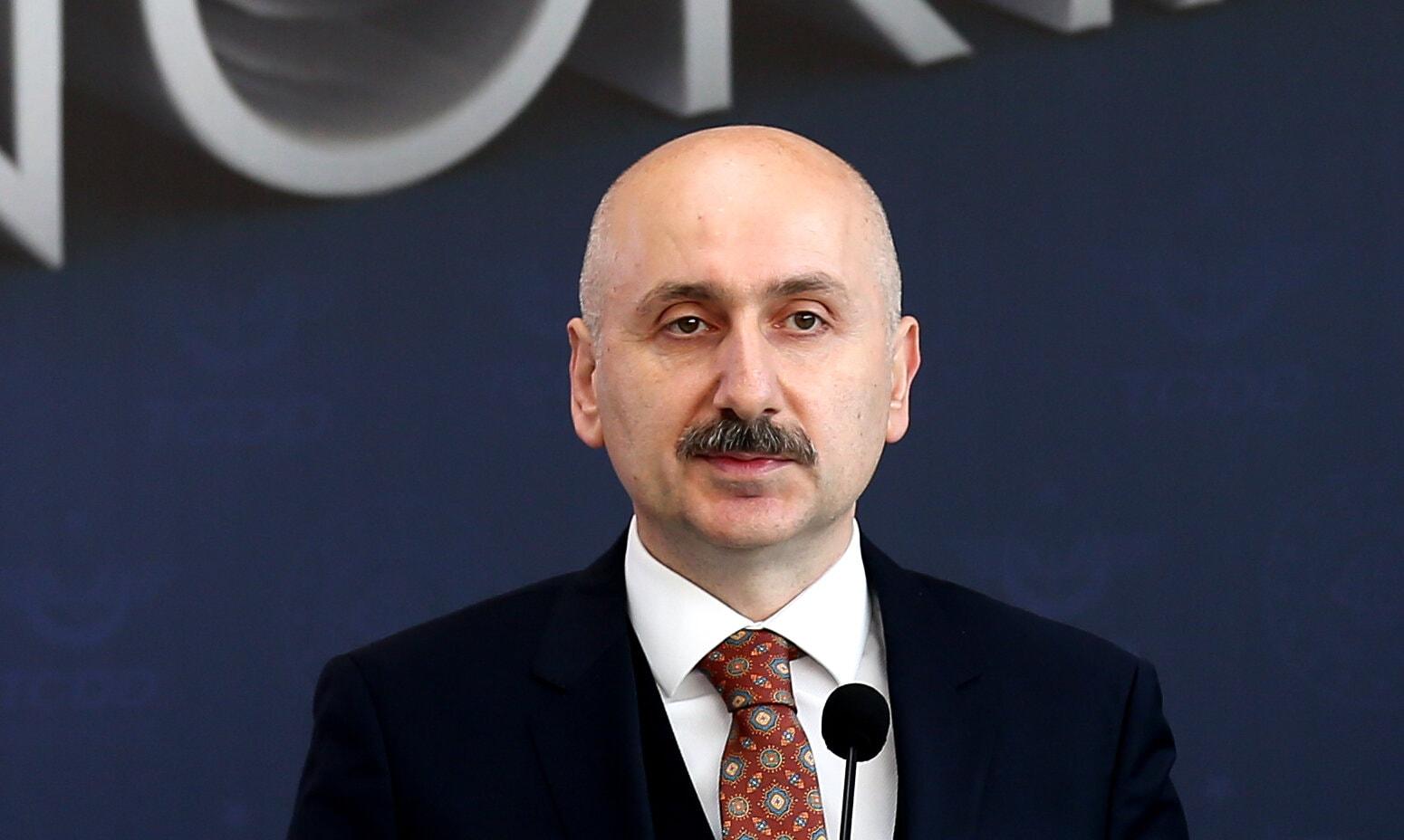 Bakan Karaismailoğlu: Türksat 6A 2022'de fırlatılacak