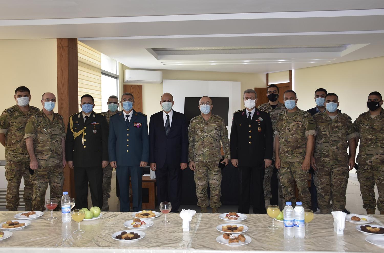 Türkiye Lübnan ordusuna hibe etti: Takdirle karşılıyoruz