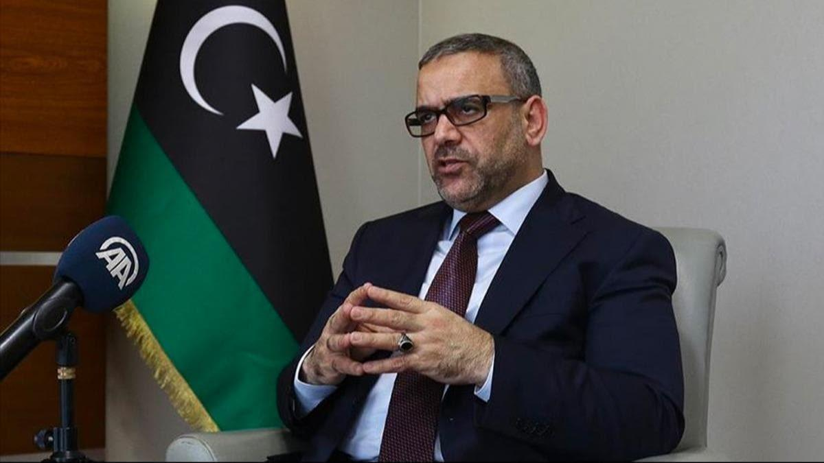 Mişri'den kritik Libya açıklaması: Sona gelindi