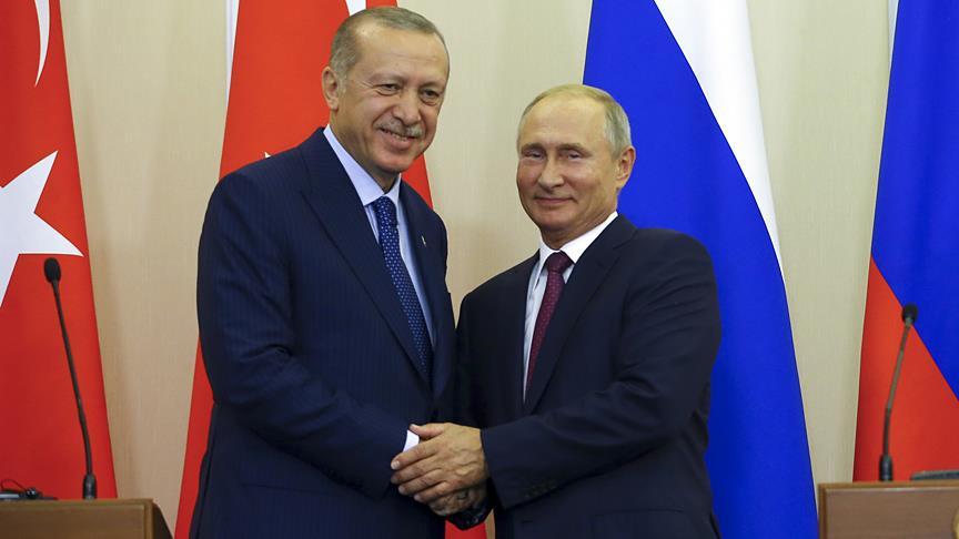 Putin'den Başkan Erdoğan'a övgü: Baskılara rağmen bağımsız dış politika izliyor