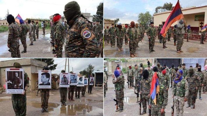Ermenistan askerinden flaş itiraf! Terör örgütü PKK ve haydut Ermenistan cephede kol kola