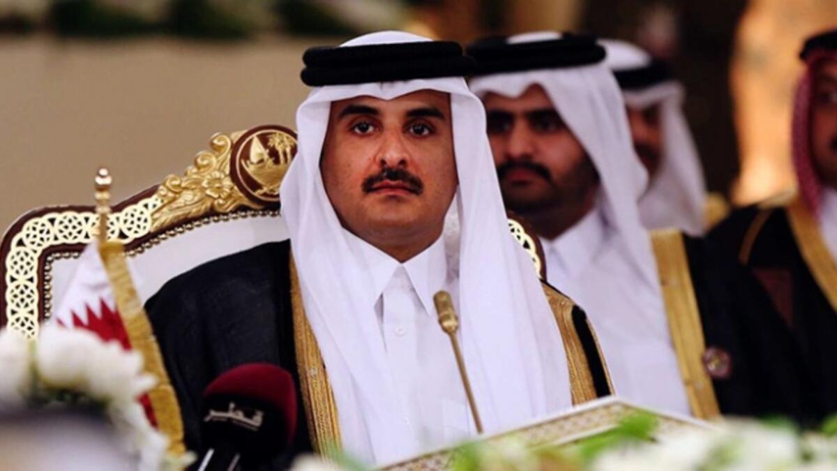 Katar açıkladı: Ablukayı böyle aştık