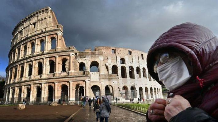 Koronavirüs İtalya'da pik yaptı!