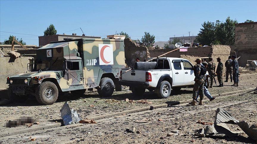 Taliban Afganistan'ı kana buladı: 6 ölü