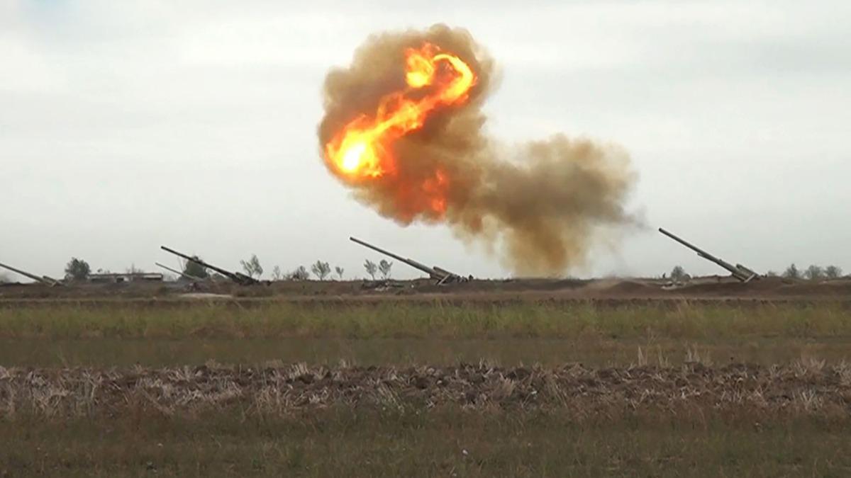 Azerbaycan ordusu ele geçirdi! Ermenistan güçlerine ciddi zayiat verildi