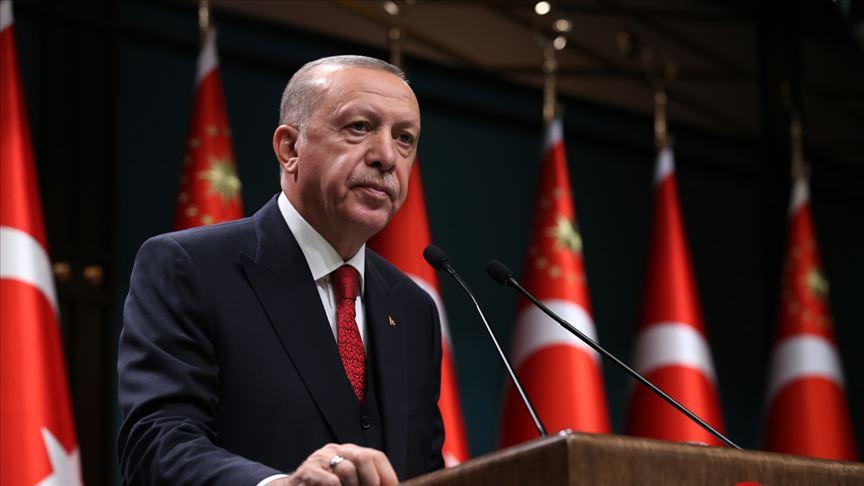 """Başkan Erdoğan'dan Cumhuriyetin """"100'üncü yıl"""" kutlamalarına ilişkin genelge"""