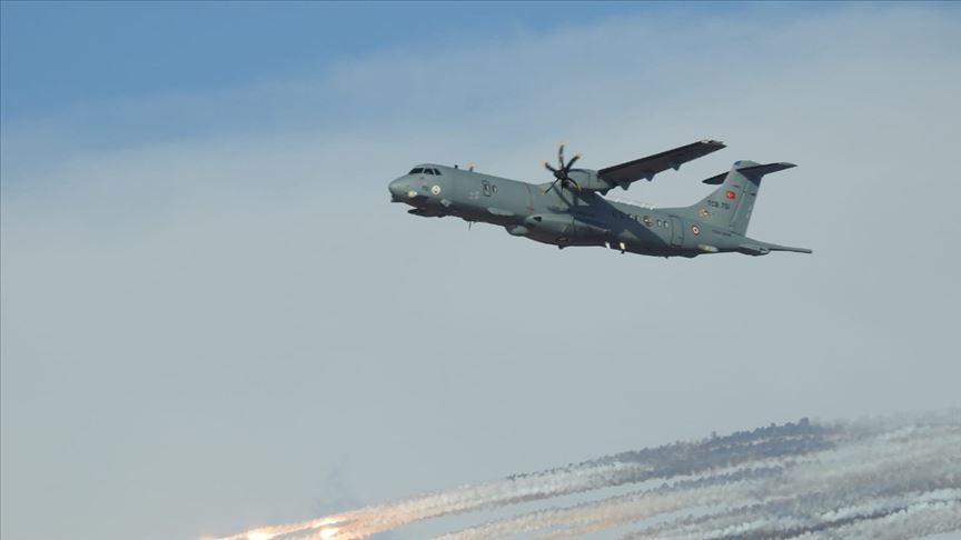 Milli Savunma Bakanlığı, P-72 uçaklarının test uçuşlarının devam ettiğini açıkladı