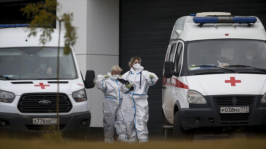 Rusya'da koronavirüs bilançosu:  Vaka sayısı 1 milyon 497 binin üzerine çıktı