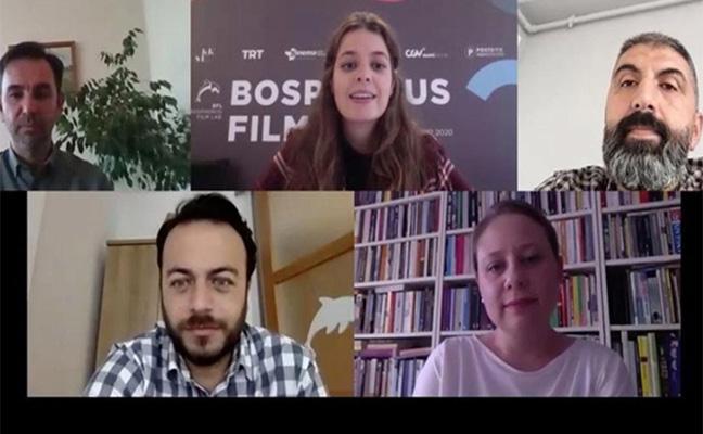 Bosphorus Film Lab çevrimiçi etkinlikleriyle ilk gününü geride bıraktı