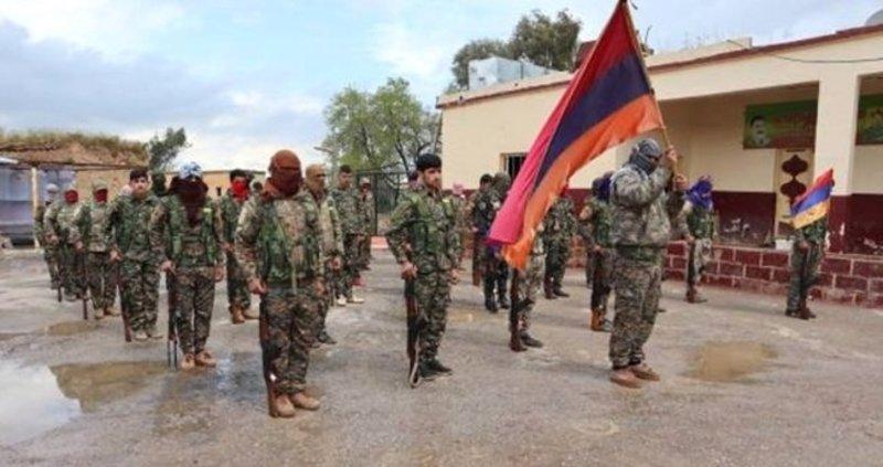 Esir alınan Ermeni askeri terör örgütü PKK ile haydut Ermenistan'ın kirli 'Karabağ' planını itiraf etti