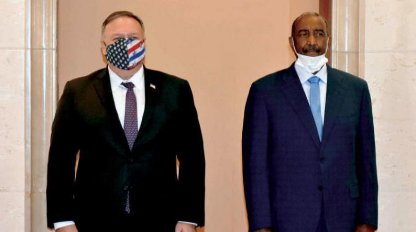 ABD'den İsrail'le normalleşmeyi kabul eden Sudan'a 81 milyon dolar yardım!