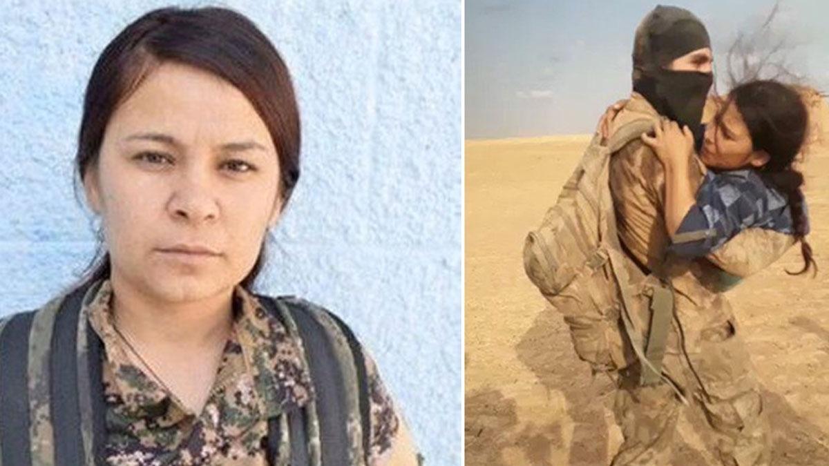 Algı operasyonu ellerinde patladı! 'Yaralı Kürt kadını' dedikleri PKK/YPG'nin kadın komutanı çıktı!