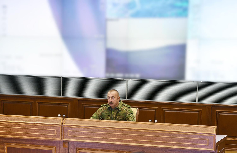 Aliyev'den Ermenistan'a ücretsiz silah gönderen devletlere sert tepki!