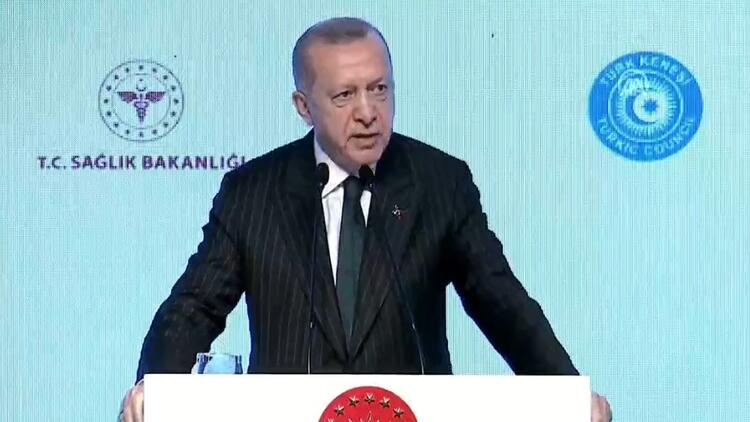 Başkan Erdoğan: İzmir'den gelen haberler bizi üzmüştür