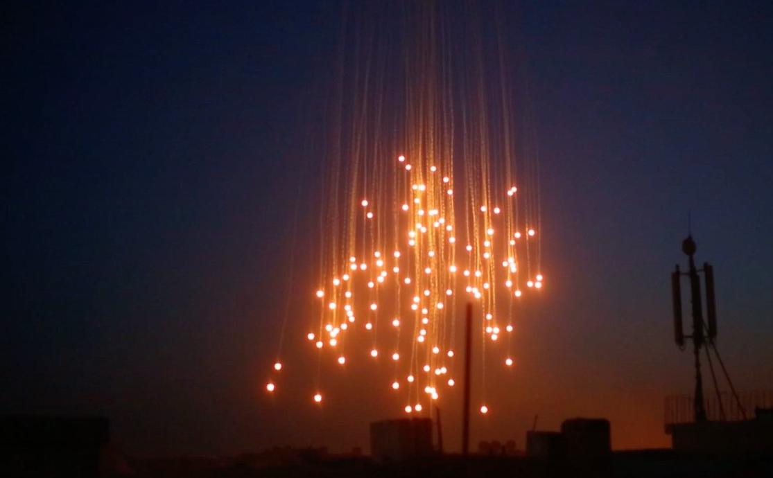Azerbaycan uyardı: Ermenistan fosfor bombası kullanabilir