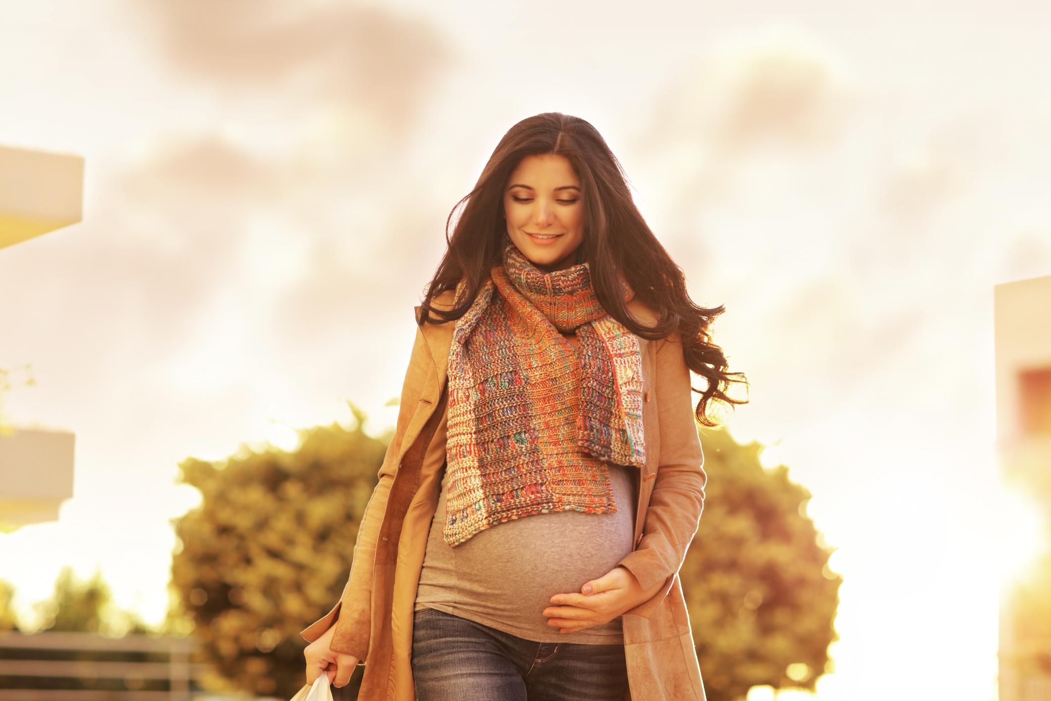 Pandemide hamilelere 6 önemli sonbahar tavsiyesi