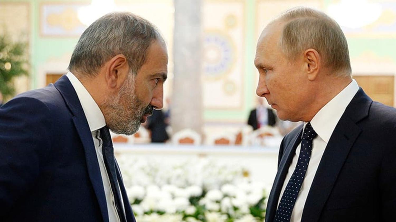 Rusya'dan işgalci Paşinyan'a bir kez daha ret: Talebi geri çevrildi