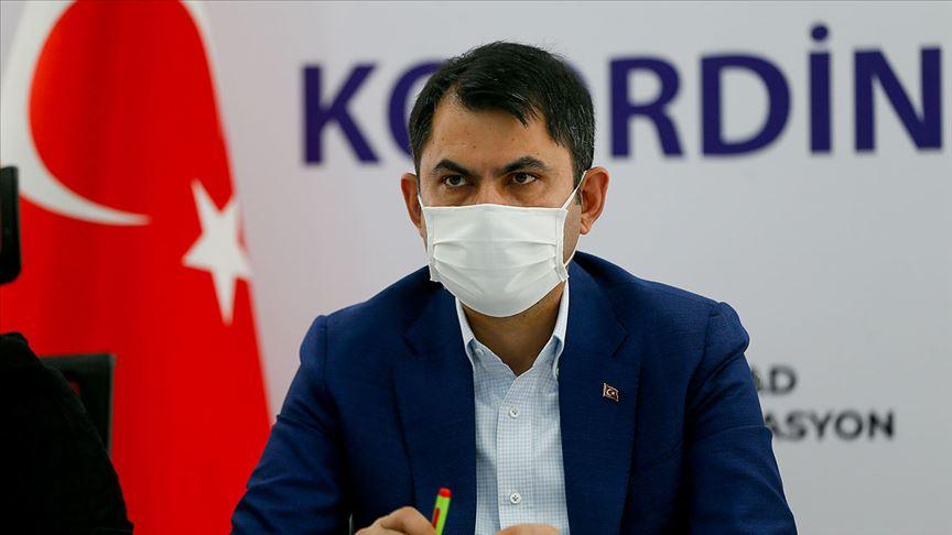 Bakan Kurum açıkladı: Yardım ödemeleri başladı
