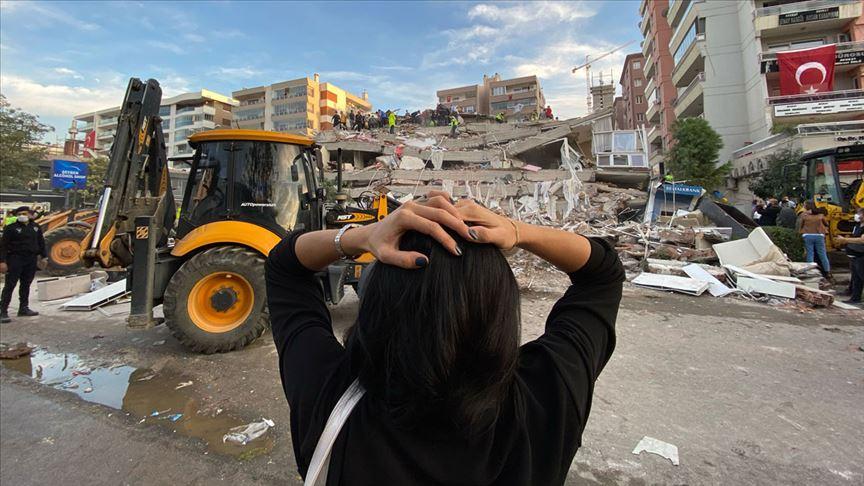 İzmir depremi ile ilgili son dakika açıklamaları!