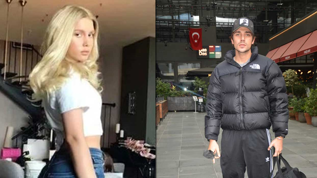 Survivor şampiyonu Cemal Can Canseven ve Aleyna Tilki'den ortak proje! Gençlik dizisinde buluştular