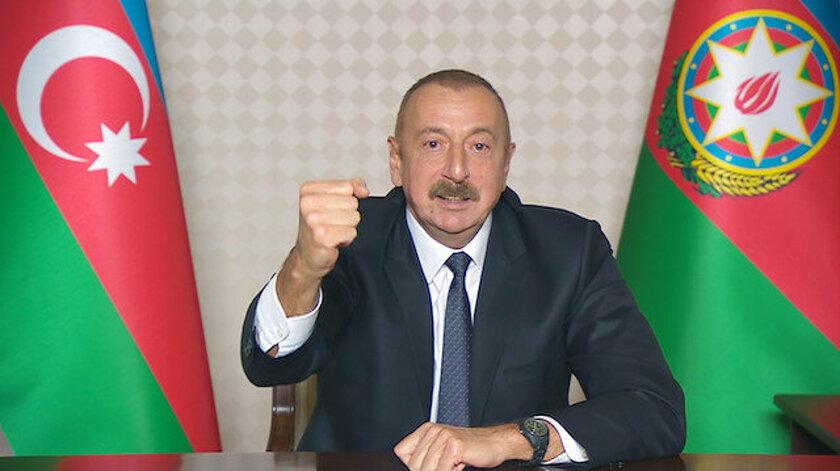Aliyev: 8 köy daha Ermenistan'ın işgalinden kurtarıldı