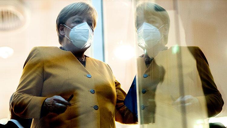 Merkel'den korkutan açıklama: Mevcut durum endişe verici