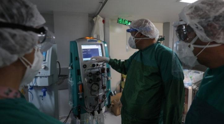Türkiye'de son 24 saatte 2343 yeni hasta tespit edildi