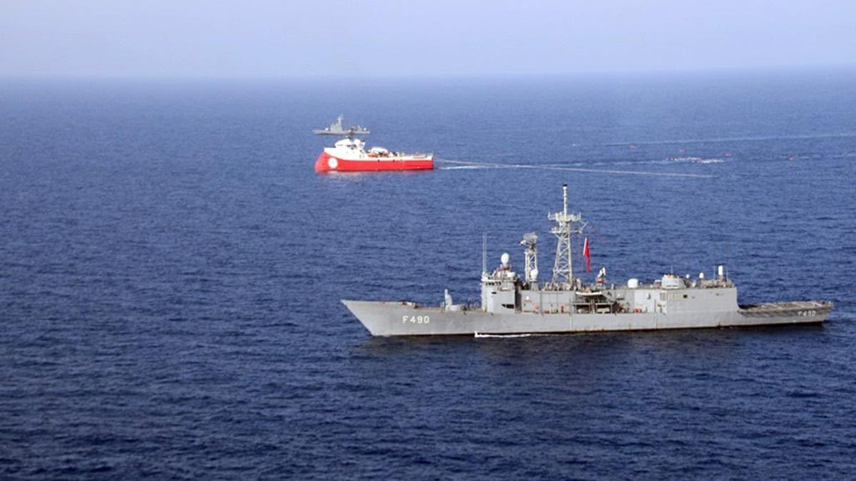 Doğu Akdeniz'de yeni NAVTEX kararı
