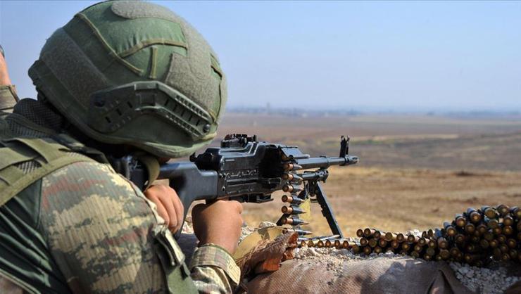 MSB: 2 PKK'lı terörist daha etkisiz hale getirildi