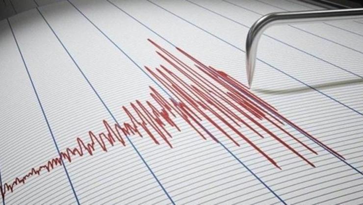Marmara Denizi'nde İstanbul'u sallayan deprem