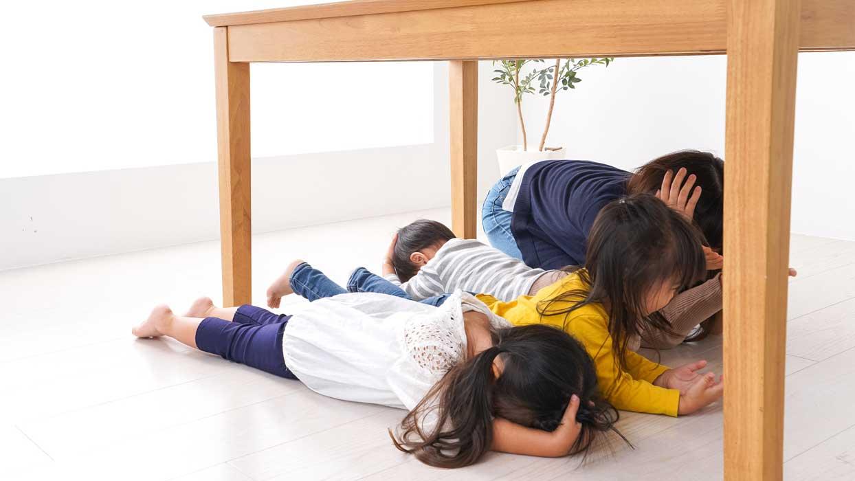 Çocuklara deprem masal ve oyunlarla anlatılmalı