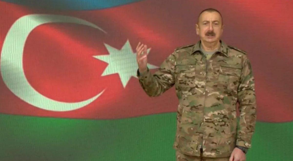 Gözün aydın olsun gardaş Azerbaycan!