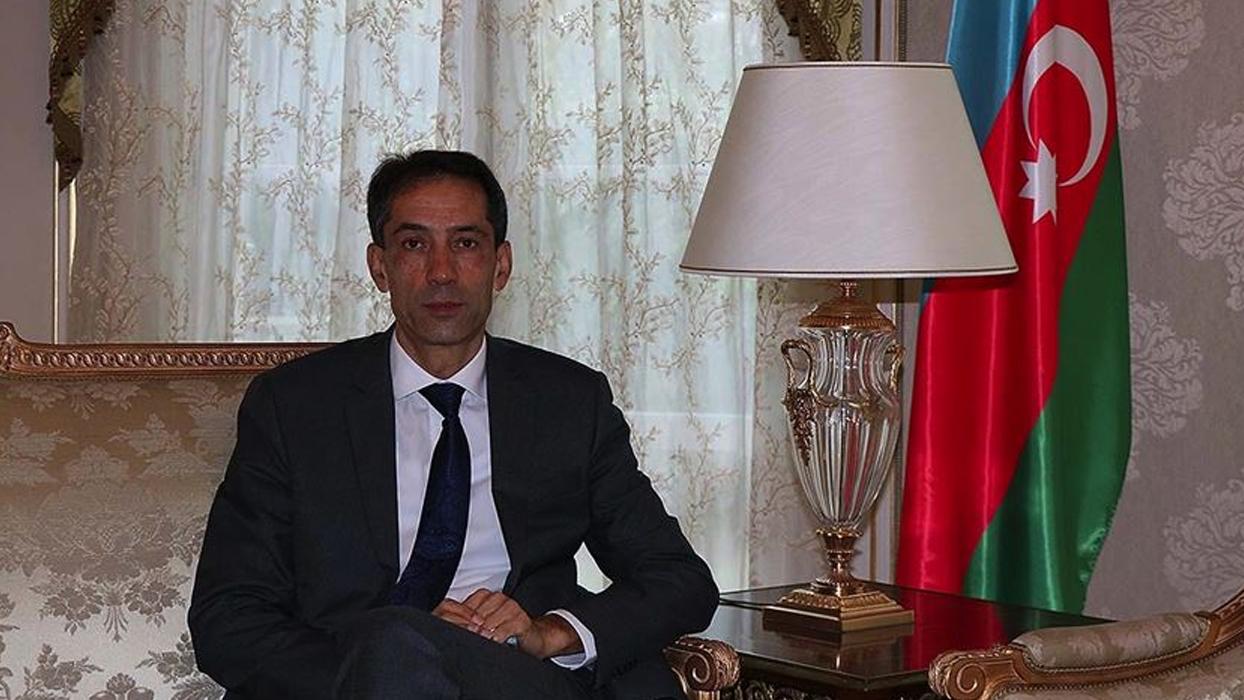 Azerbaycan'ın Paris Büyükelçisi Mustafayev'den röportajını yayımlamayan AFP'ye tepki
