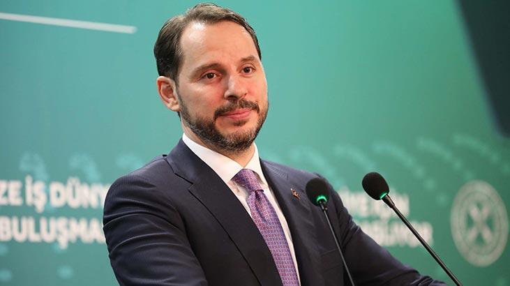 Berat Albayrak'ın görevden af talebine ilişkin açıklama