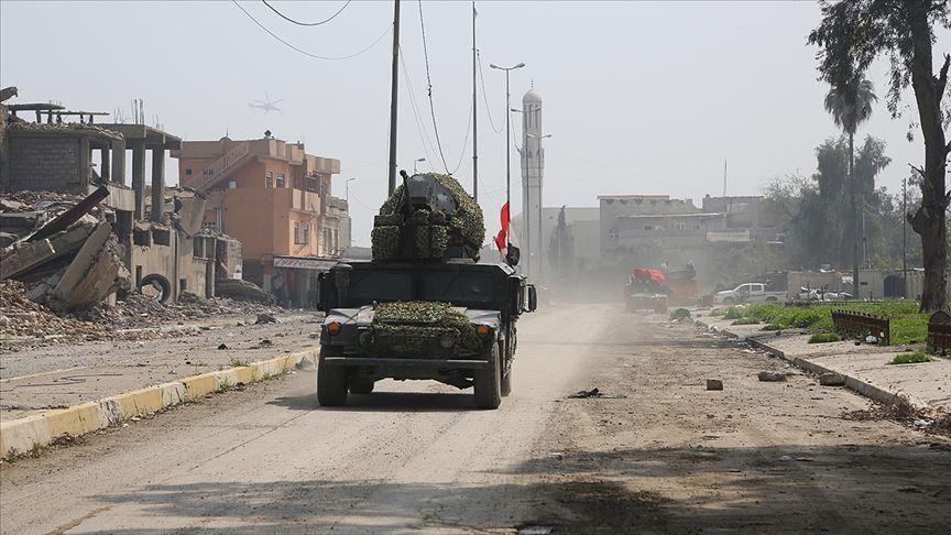 Irak Kürt Bölgesel Yönetimi, terör örgütü PKK'nın Sincar'daki varlığını bitirecek anlaşmaya destek