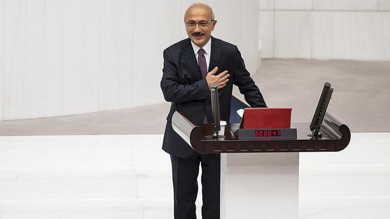 Hazine ve Maliye Bakanı Elvan: Ekonomi politikamızın esası istihdamın artırılması