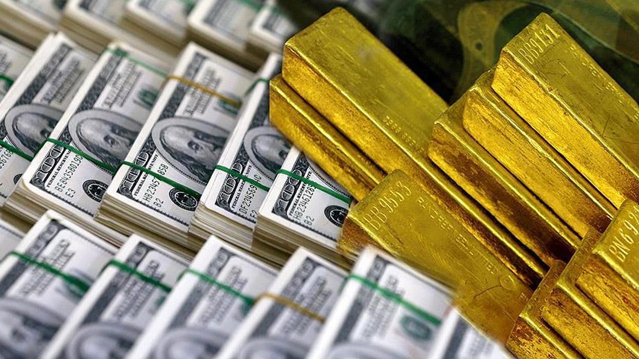 Başkan Erdoğan'ın açıklamalarının ardından altın ve dolarda sert düşüş