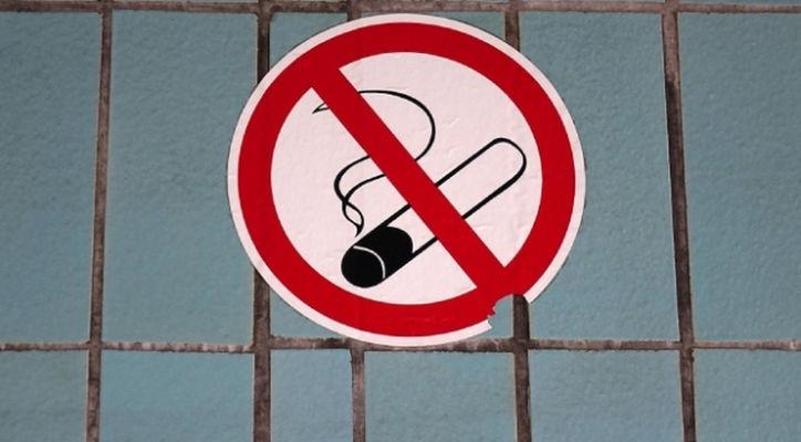 Cadde ve sokaklarda sigara içmek yasaklandı
