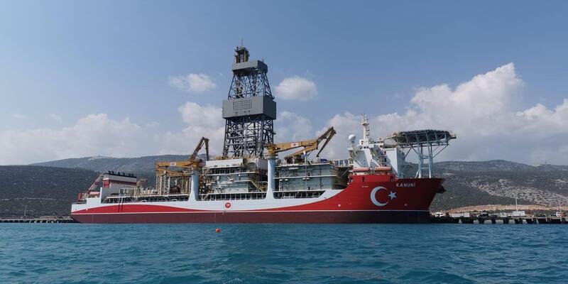 Kanuni 2021'in ilk aylarında Karadeniz'de sondaja başlayacak