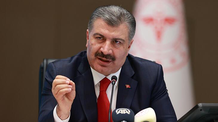 Sağlık Bakanı Koca son duruma ilişkin verileri paylaştı