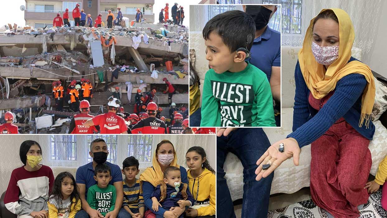 Ya depremde işitme engelli çocuklarımız enkaz altında kalırsa... 'Sesimi duyan var mı' korkusu