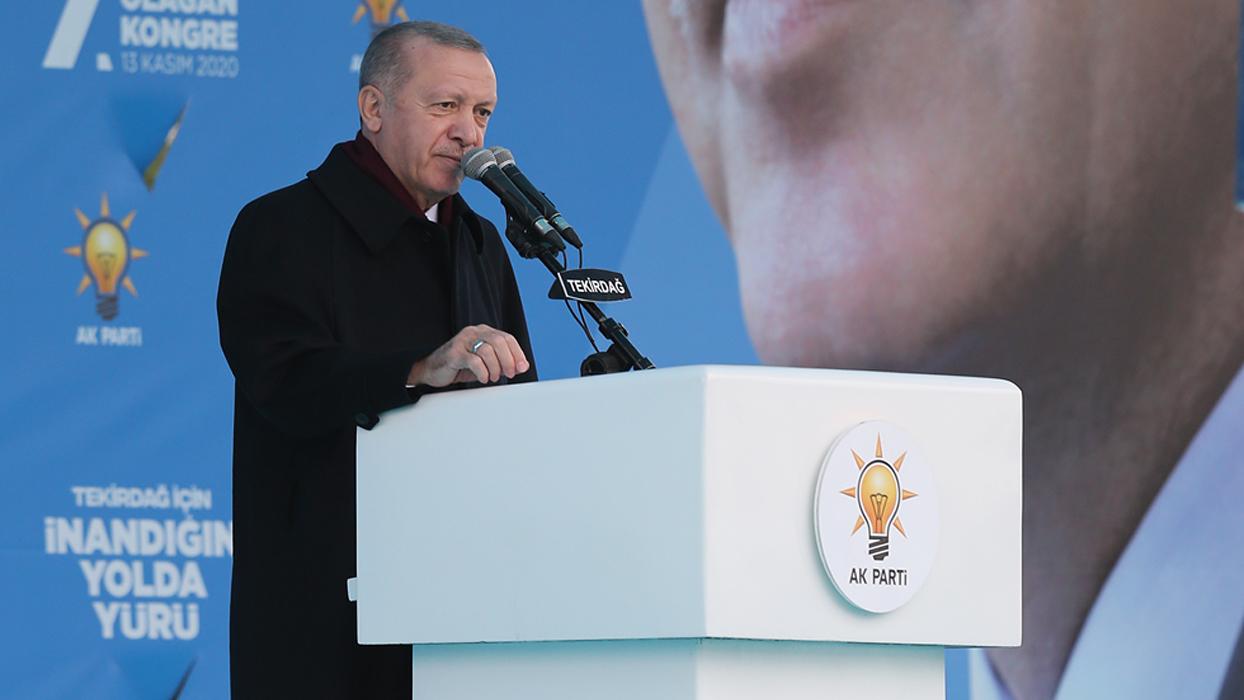 Başkan Erdoğan: Ekonomide ve hukukta yeni bir reform dönemi başlatıyoruz
