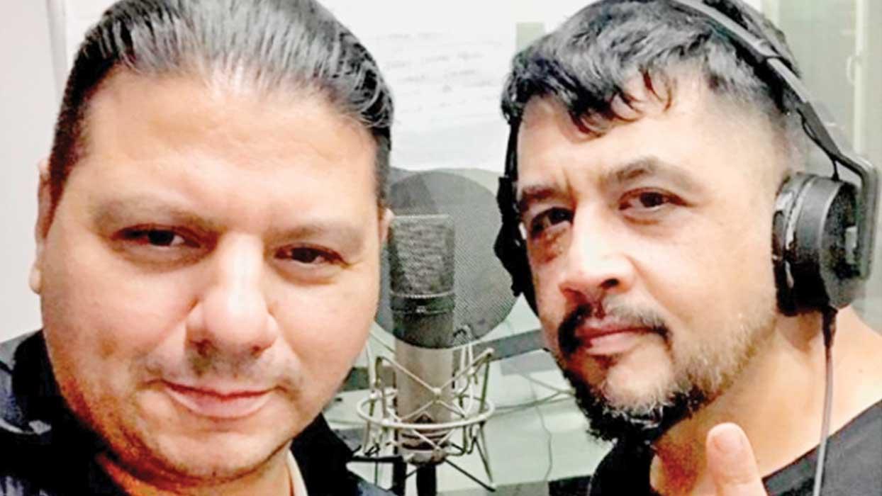 Kubat sosyal medyadan duyurdu... Fuat Ergin ile rap müzik iş birliği